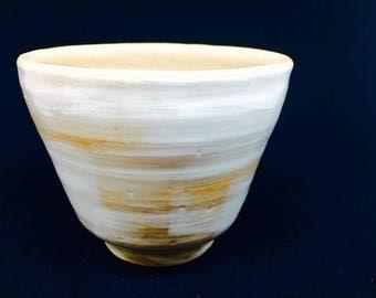 Zen style tea cup