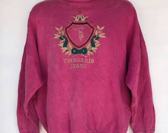 Vintage Trussardi sweatshirt L