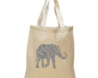 Elephant Tote