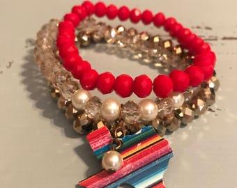 Stack bracelet