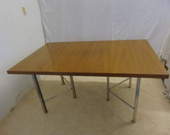 Mid Century Modern Dining Table by Imperial Furniture