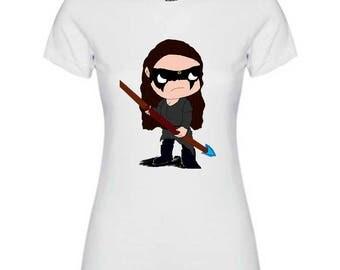 T-shirt Lexa The 100