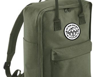 Go your own way - Adventurer - Backpack