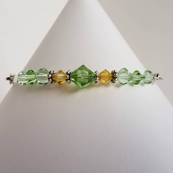 Tinkerbell Charm Bracelet: Tinkerbell Inspired Charm Bracelet