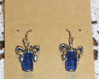 Christmas Present Earrings