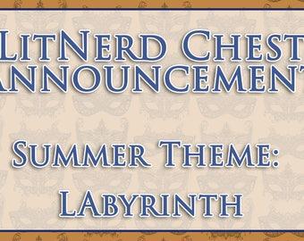 Labyrinth gift box | Etsy