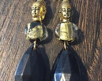 REF #144 - Buddha earrings