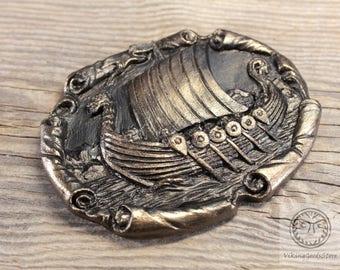 Medieval Boat, Military Boat, Viking Boat, Drakkar,  Slavic, LARP, Viking Home Decor, Middle Ages, Medieval Armor, Kitchen Magnets, Souvenir