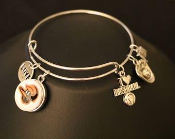 Oriole Bird Bracelet/Bangle