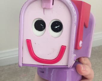 mailbox blues clues toy. Interesting Toy Blues Clues Singing Mailbox Toy Throughout Mailbox Clues Toy