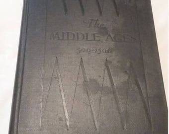 The Middle Ages 500-1500 by James Westfall Thompson