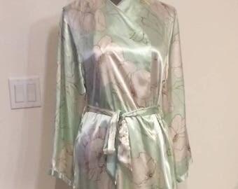 Vintage Nightgown Robe