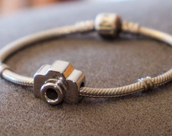 Mini DSLR Camera for your Bracelet - Charm
