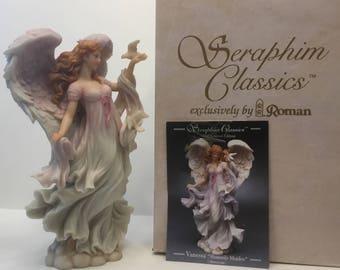 Vanessa Seraphim Classics by Roman, Limited Edition No. 6876, Figurine #76600 Heavenly Maiden