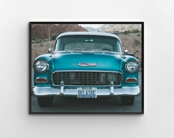 Vintage Wall Art, Vintage PRINTABLE, Vintage Car, Hipster Art, Instant Download, Vintage Poster, Vintage Photography, 8x10, Retro Wall Art