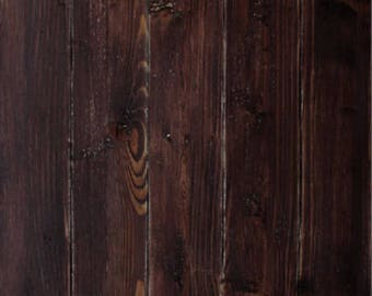 "Vintage wood backdrop, Photography Background ""Bordeaux"""