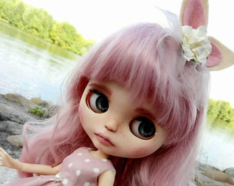 Custom Blythe Dolls For Sale by Blythe custom doll OOAK curving handmade collection pullip TBL BJD