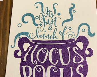 Hocus Pocus Wall Decor