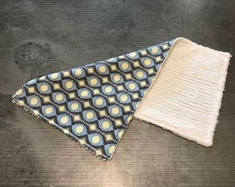 Baby Burp Cloth ~ Mix and Match