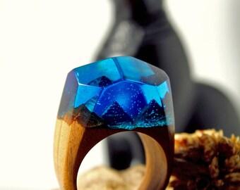 "Ring ""Egypt Night"""