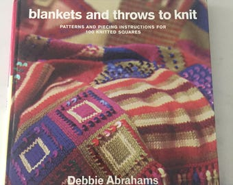 Blankets and throws to knit/Debbie Abrahams/Knitting/Knitting patterns