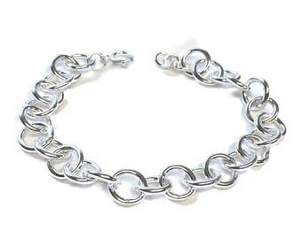 Heavy Duty Cable Chain Bracelet