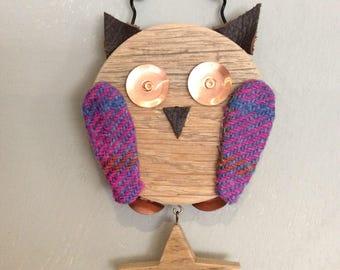 Tweed twoo! Olivia owl
