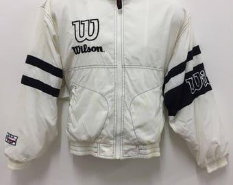 Off 10%!! Vintage Wilson Jacket