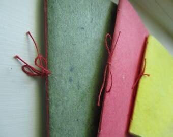 Small Pamphlet Stitch Sketchbook