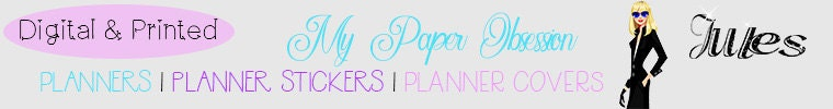 My Paper Obsession