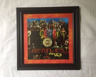 The Beatles sgt. pepper's lonely heart's club