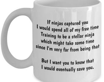 Romantic mug - Romantic gift for him or her - Ceramic or Metallic tea cup