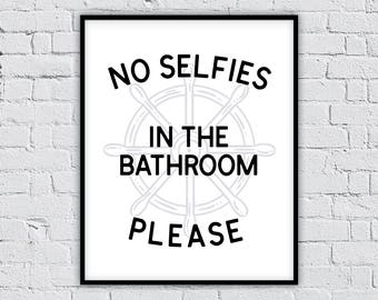 funny bathroom sign, bathroom decor,bathroom wall art,bathroom wall decor,bathroom sign,funny bathroom signs,funny bathroom art,bathroom art