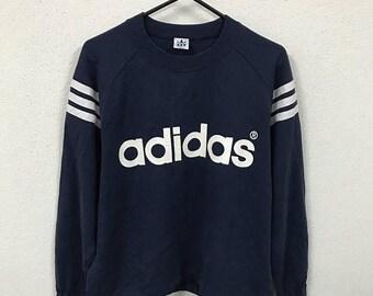 20% Sale Vintage Adidas Threefoil Sweatshirt
