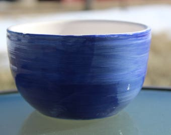 Small Blue and White Bowl