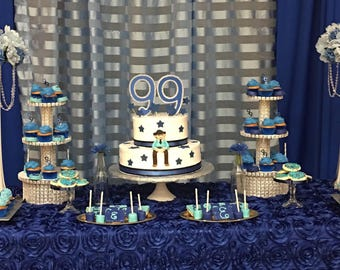 Customizable Party package/ cake table