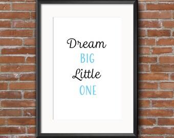 Dream Big #1
