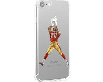 Jerry Rice iPhone Case