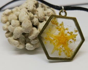 Starfish Necklace - Starfish Charm - Sea Necklace - Ocean Jewelry - Sunny Beach Necklace - Unique Necklace - Gift for Her - Summer Necklace
