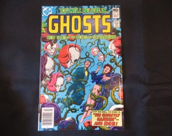 Ghosts #86 D.C. Comics 1980