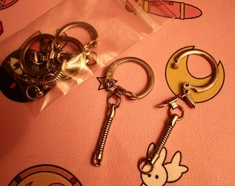 Key Chain Rings (5)