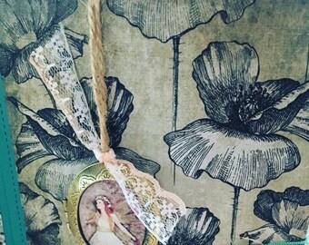 Fairy Garden Junk Journal