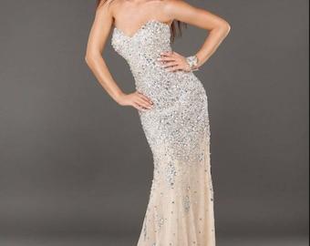 Designer Jovani Dress Limited Edition
