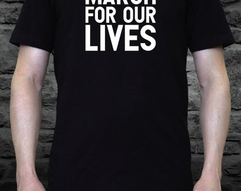 March for Our Lives Novelty Shirt (CS-P-10024)