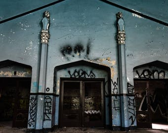 Abandoned High School