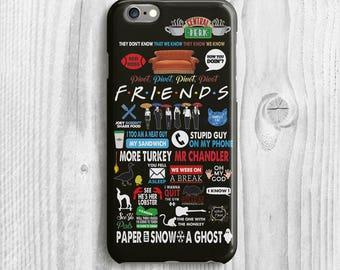 friends TV shows samsung S5 Samsung S6 samsung s7 edge IPhone 4 s IPhone 5 s IPhone 6 Plus IPhone 7 case iPhone 8 case iPhone X case