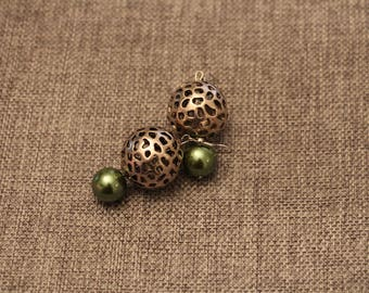Handmade Bead Earrings