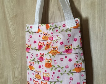 Petite Tote perfect for paperbacks and Little treasures!