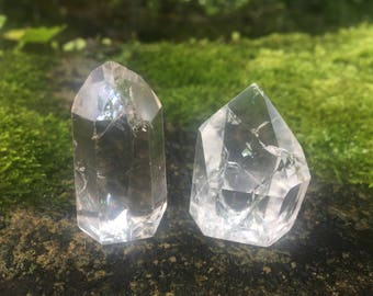2 Fire & Ice Quartz Crystal generators