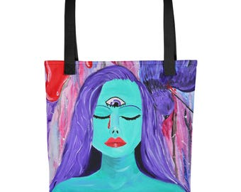 Empathic Tote bag